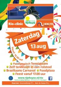 Sturkenboom Advocaten steunt Rijnhuyse Rio Clinic